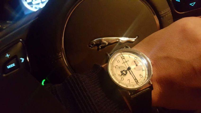 优立时BC001-SL100-00BN手表【表友晒单作业】品质就不说...