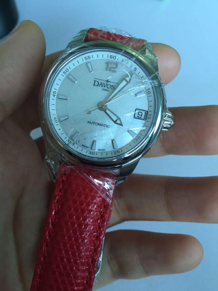 迪沃斯16618395手表【表友晒单作业】还可以,挺...