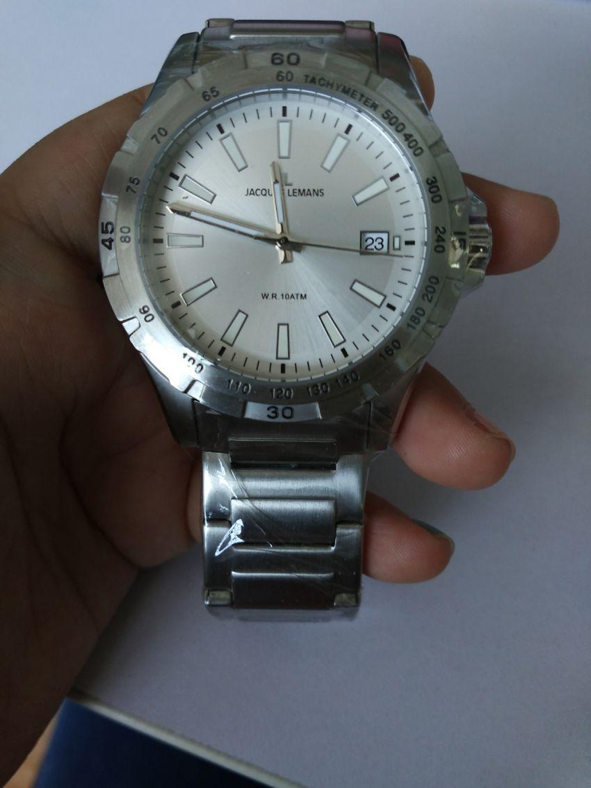 雅克利曼1-1790G手表【表友晒单作业】手表挺不错...