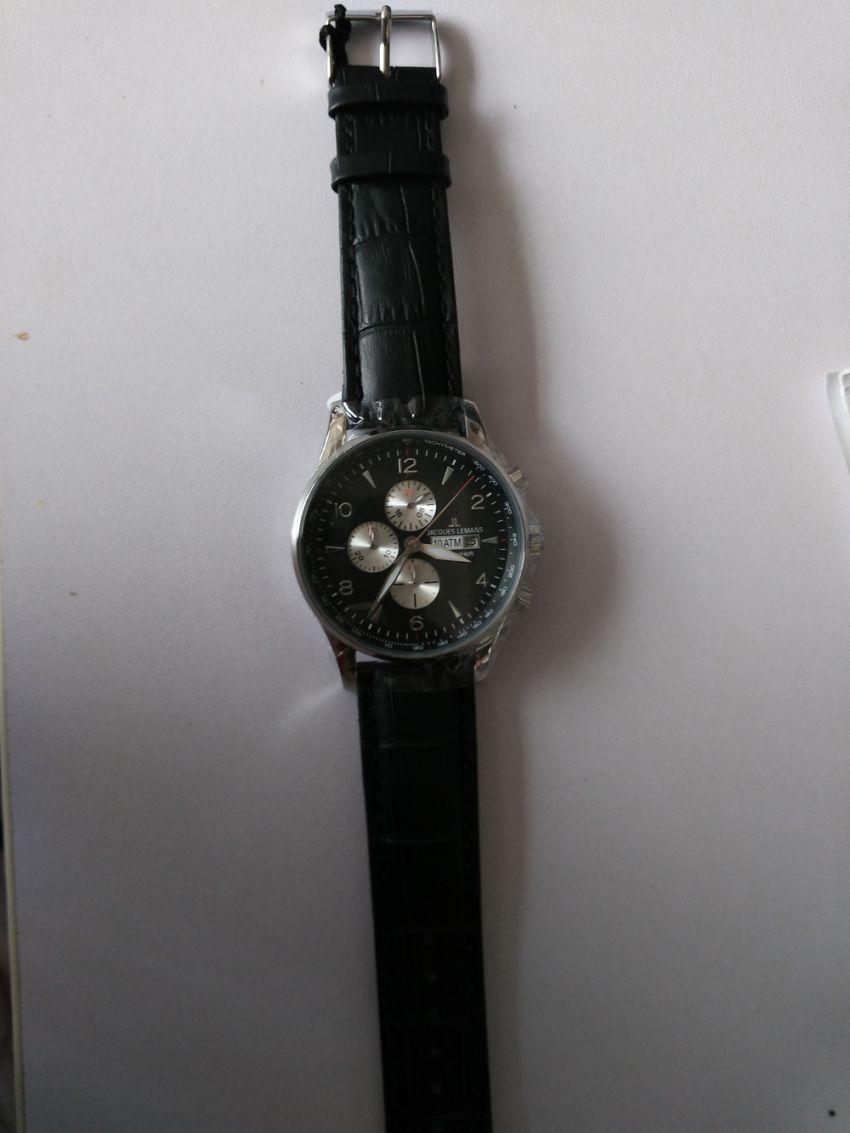 雅克利曼1-1844A手表【表友晒单作业】手表挺不错...