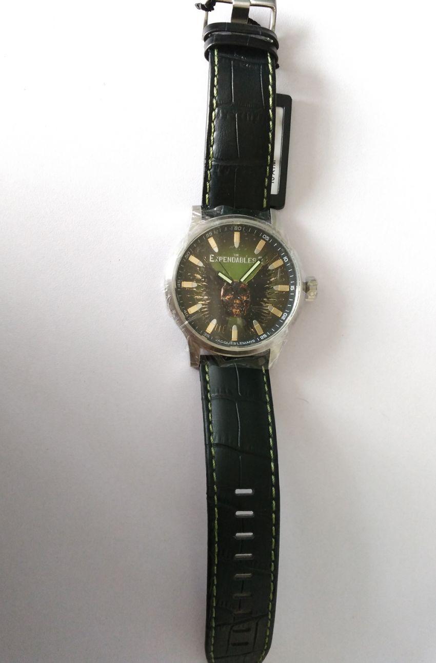 雅克利曼E-226手表【表友晒单作业】手表很酷,...