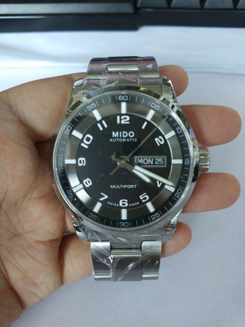 美度M005.430.11.052.80手表【表友晒单作业】手表挺不错...