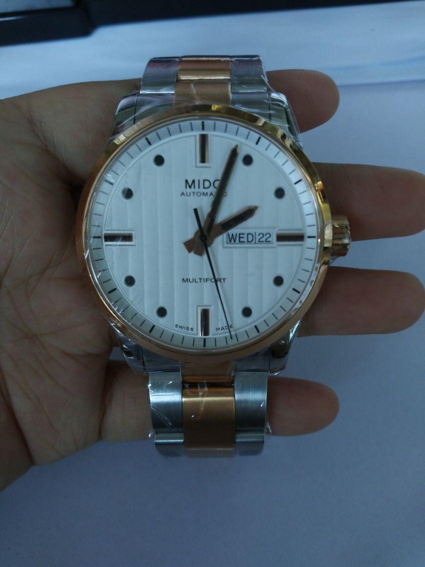 美度M005.430.22.031.80手表【表友晒单作业】手表很好看...