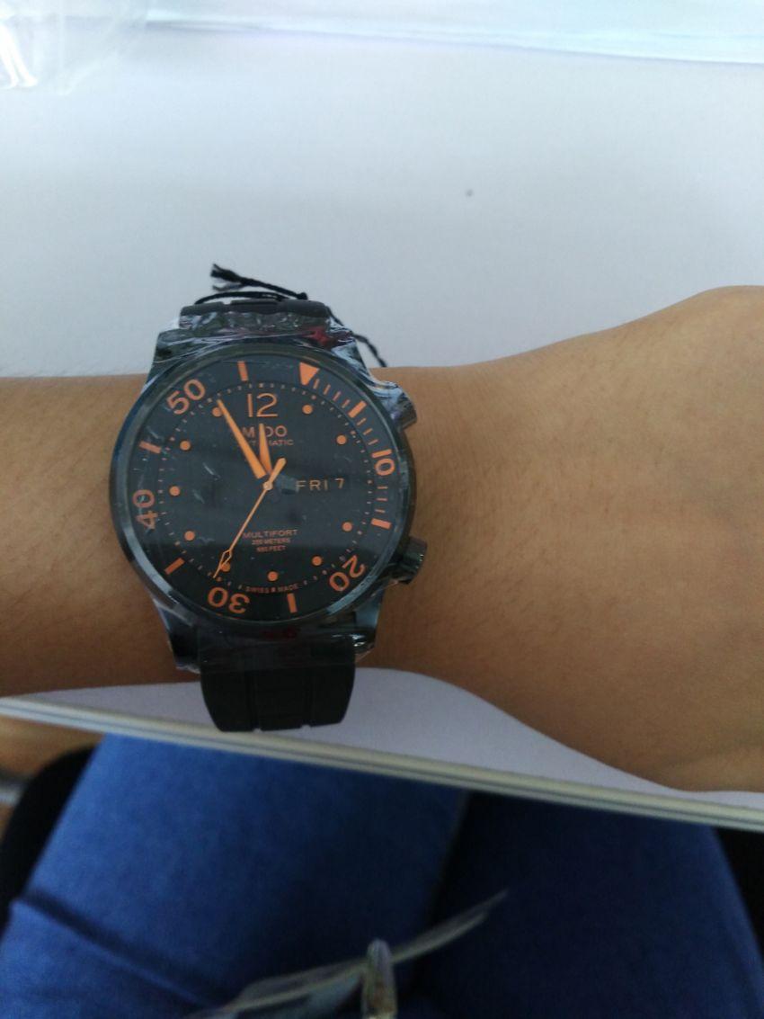 美度M005.930.37.050.00手表【表友晒单作业】手表质量挺...