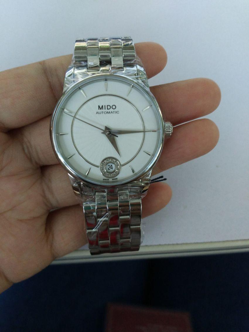 美度M007.207.11.036.00手表【表友晒单作业】手表很好看...