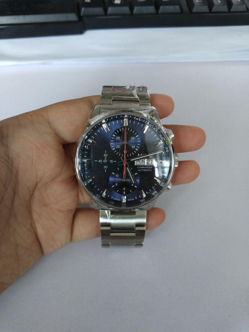 美度M016.414.11.041.00手表【表友晒单作业】手表很好看...