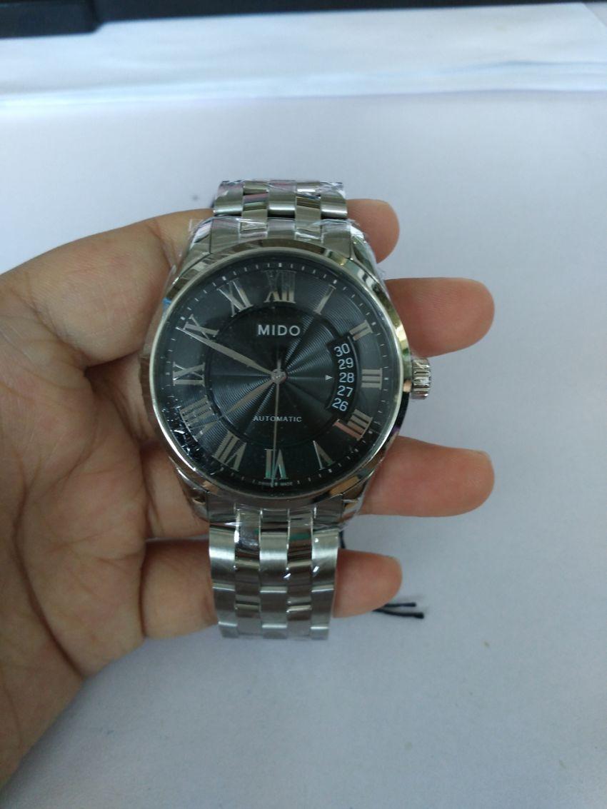 美度M024.407.11.053.00手表【表友晒单作业】手表收到了...