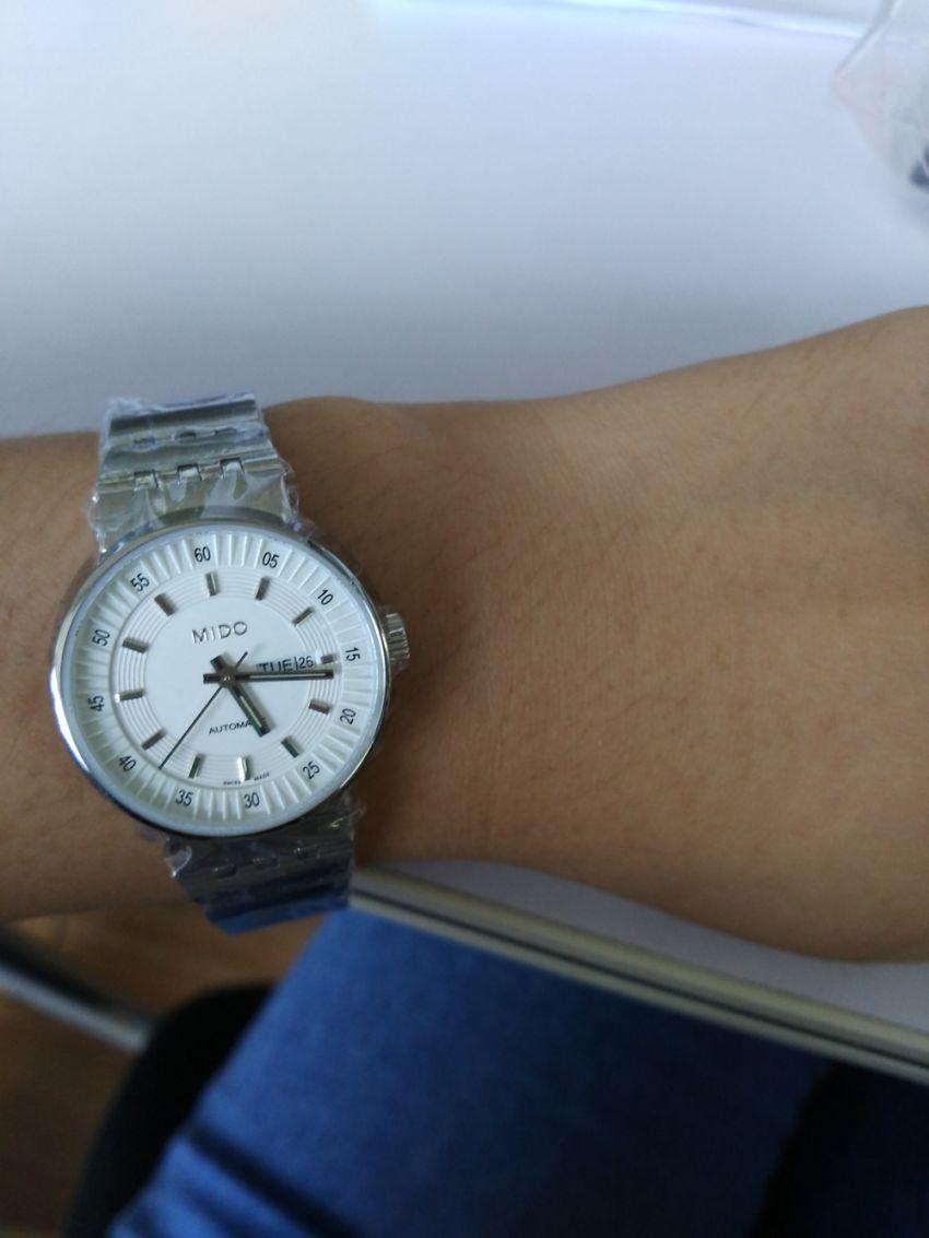 美度M7330.4.11.12手表【表友晒单作业】手表很好看...