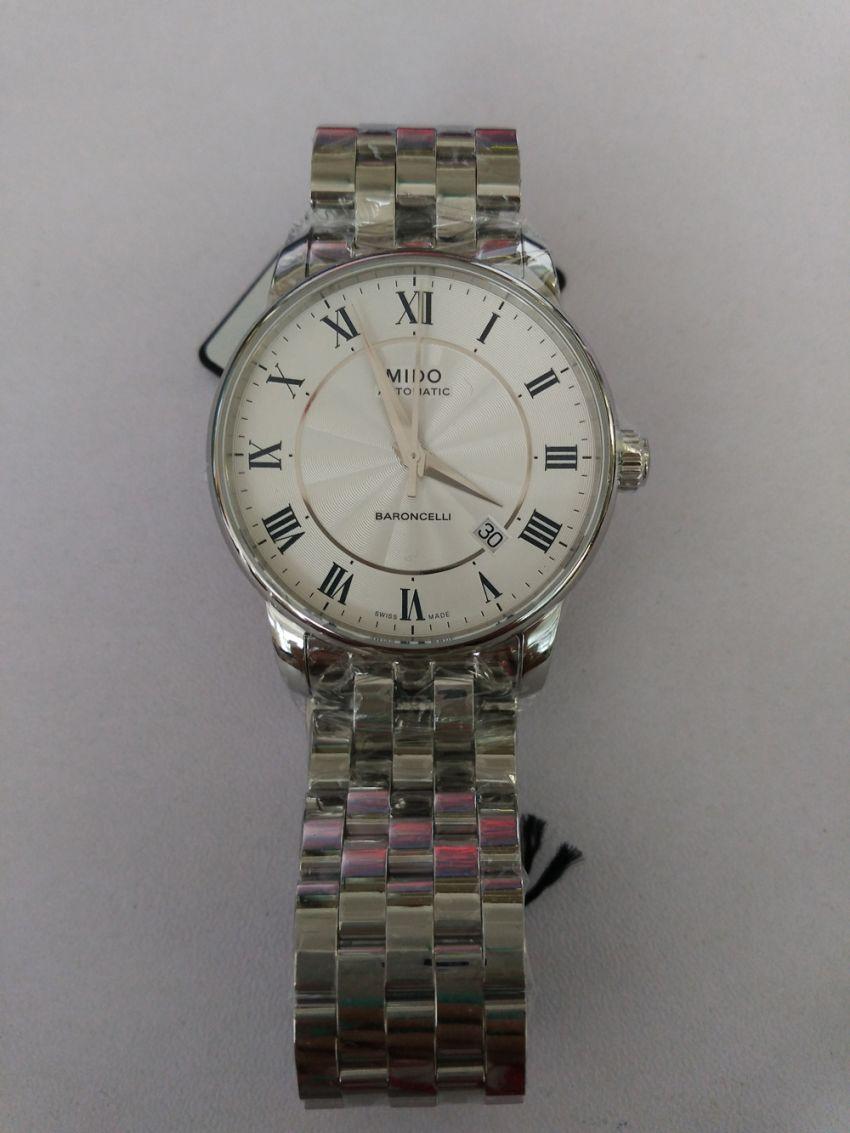 美度M8600.4.21.1手表【表友晒单作业】手表很好看...