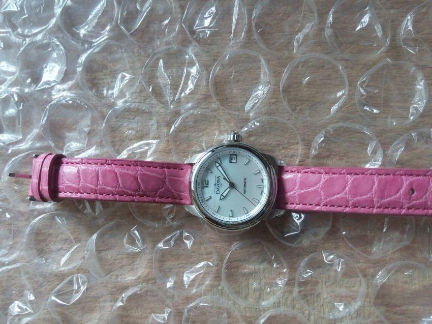 迪沃斯16618335手表【表友晒单作业】宝贝收到了...