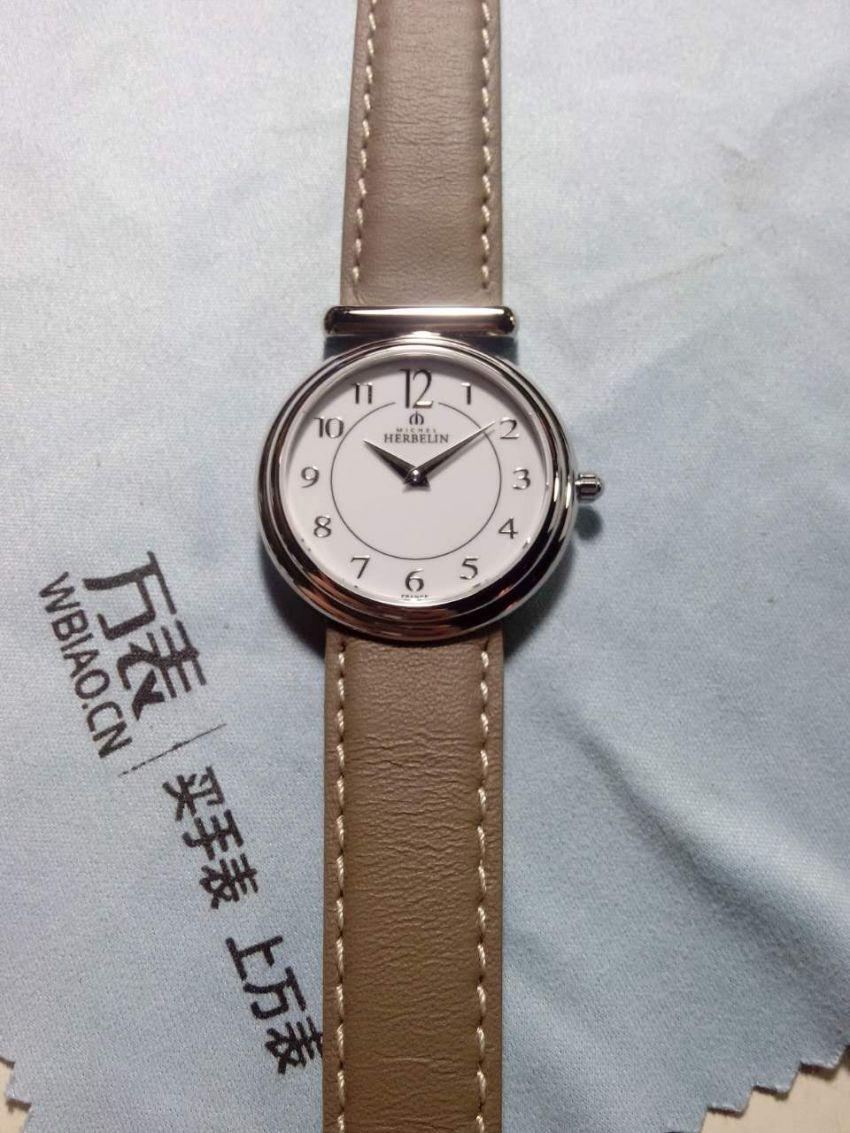 赫柏林17465/11TA手表【表友晒单作业】宝贝收到了...