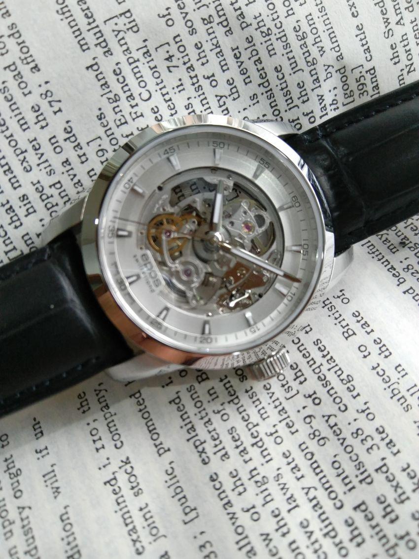 爱宝时3423.135.20.18.25手表【表友晒单作业】带了几天,...