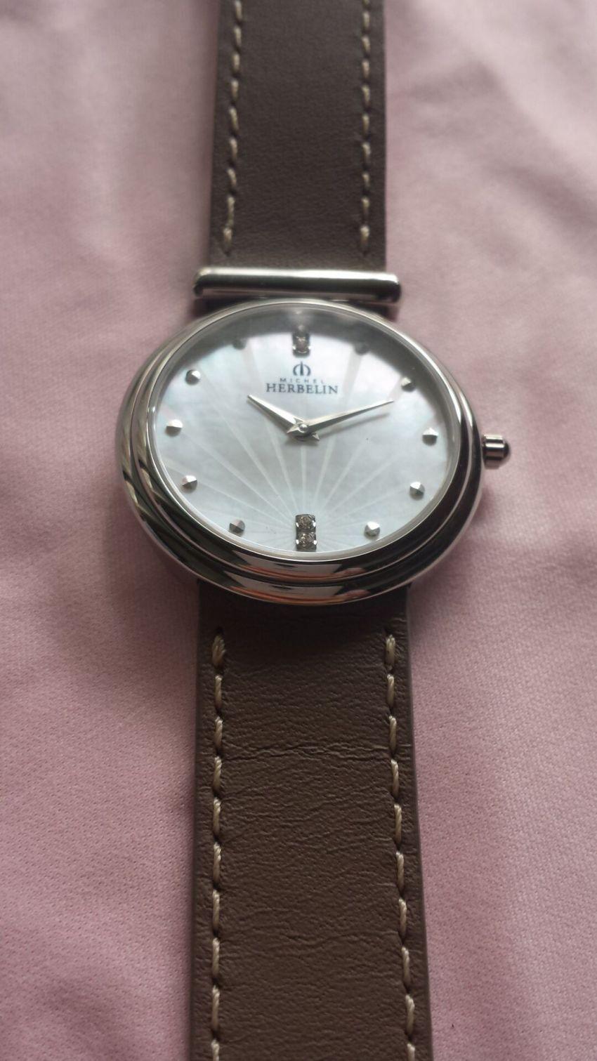 赫柏林17465/59TAL手表【表友晒单作业】设计很独特...