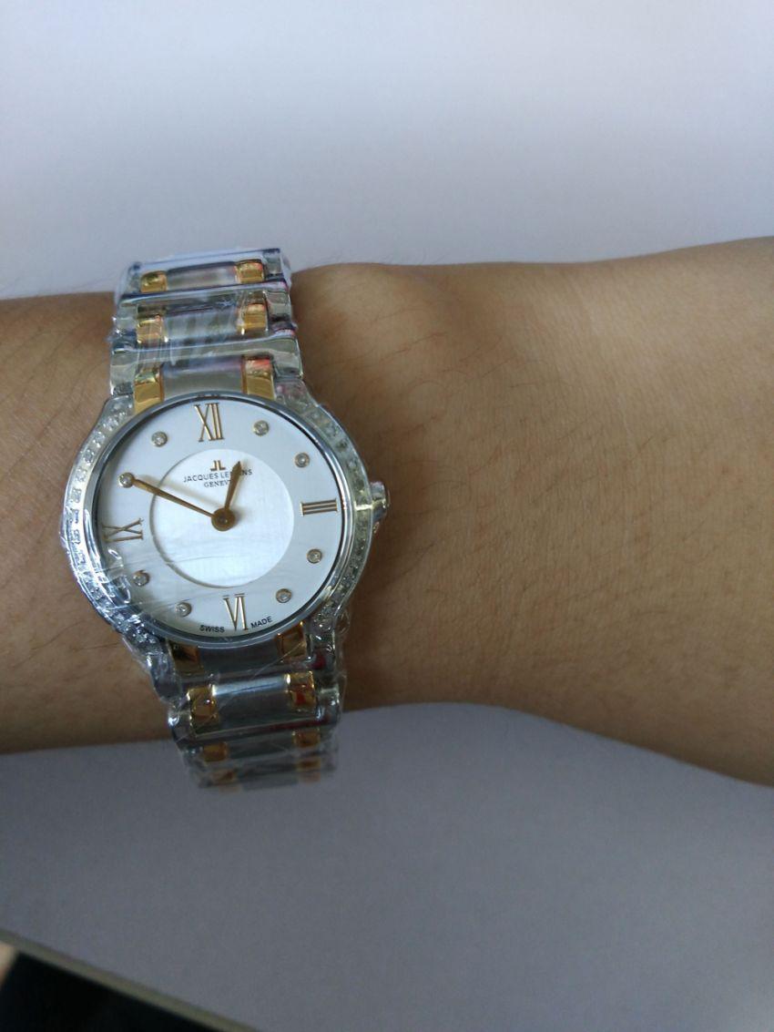 雅克利曼G-227K手表【表友晒单作业】手表收到了...