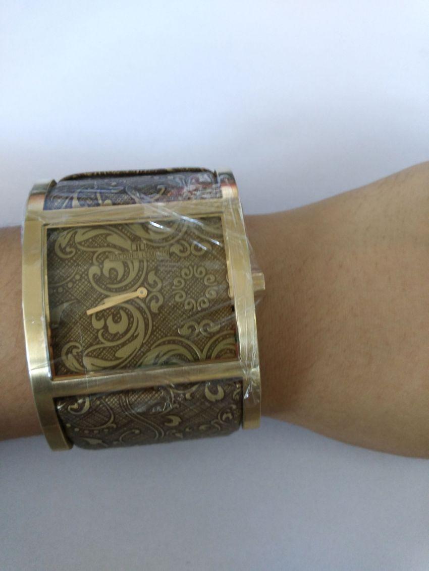 雅克利曼1-1480B手表【表友晒单作业】手表很有特...