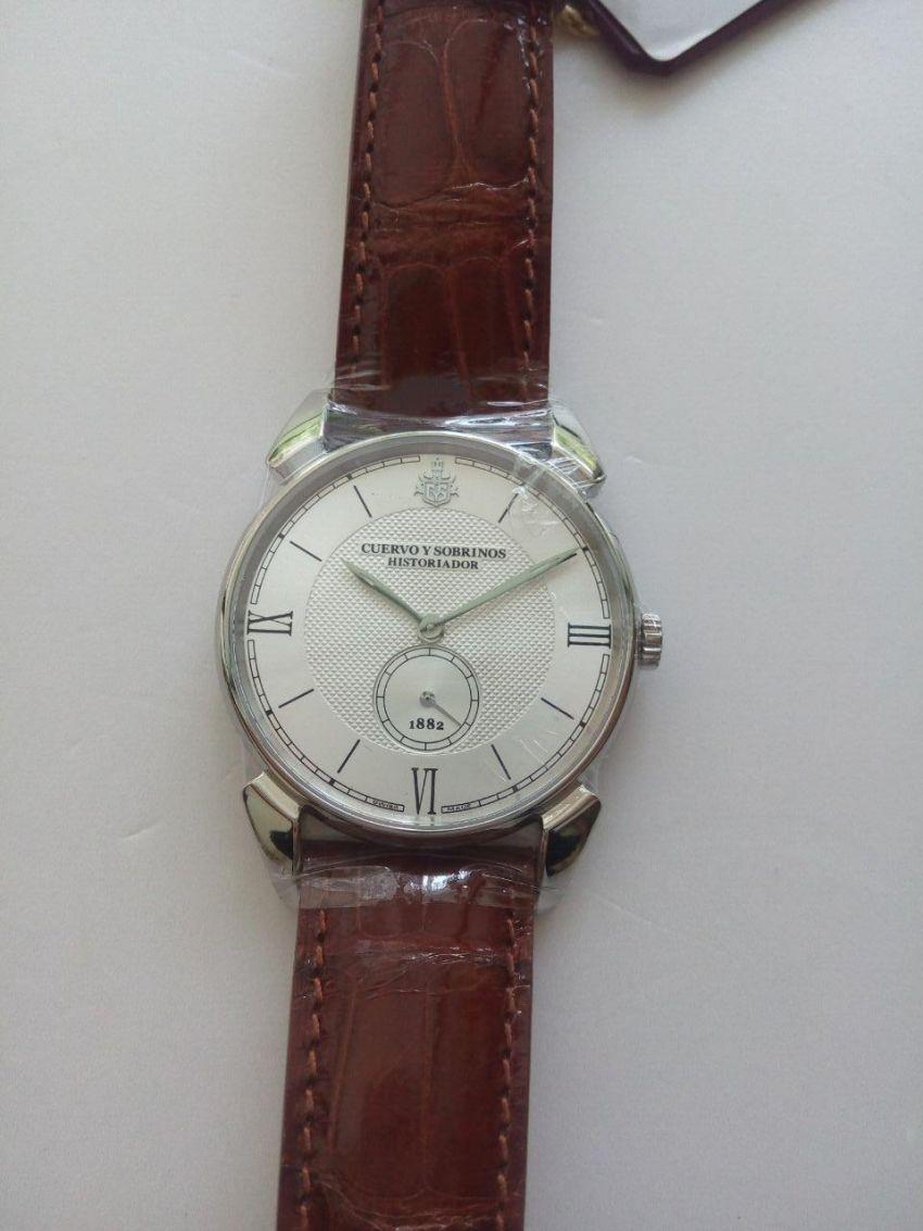 库尔沃3130.1AB手表【表友晒单作业】手表真的很...