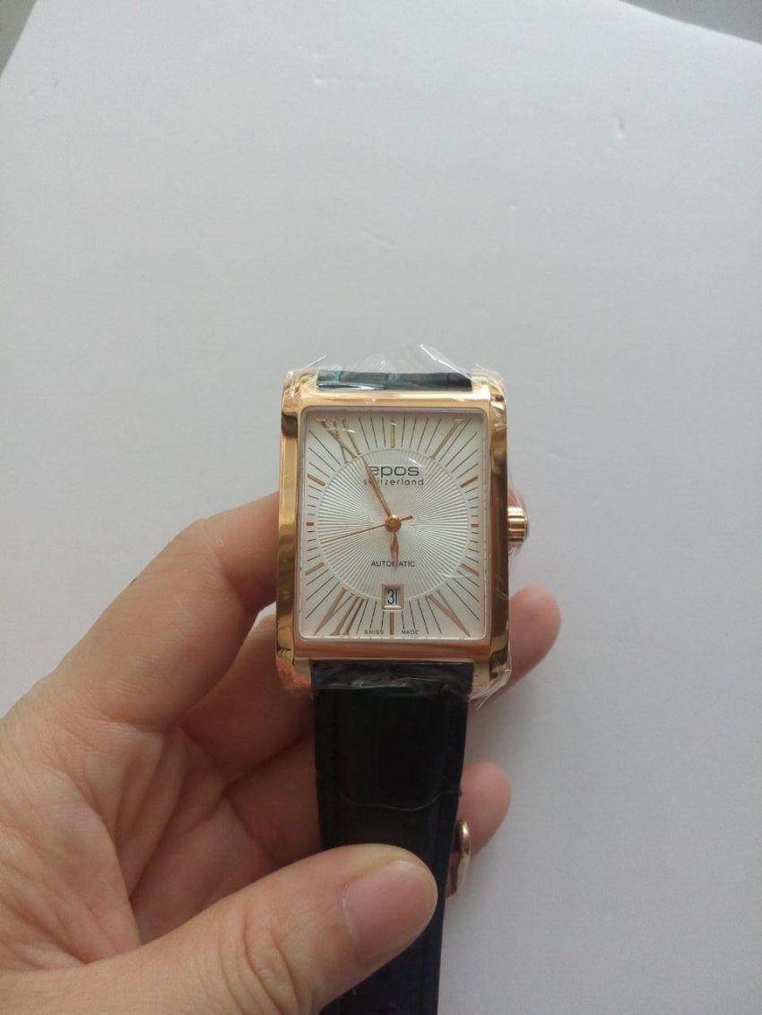 爱宝时3399.132.24.28.25手表【表友晒单作业】手表收到了...