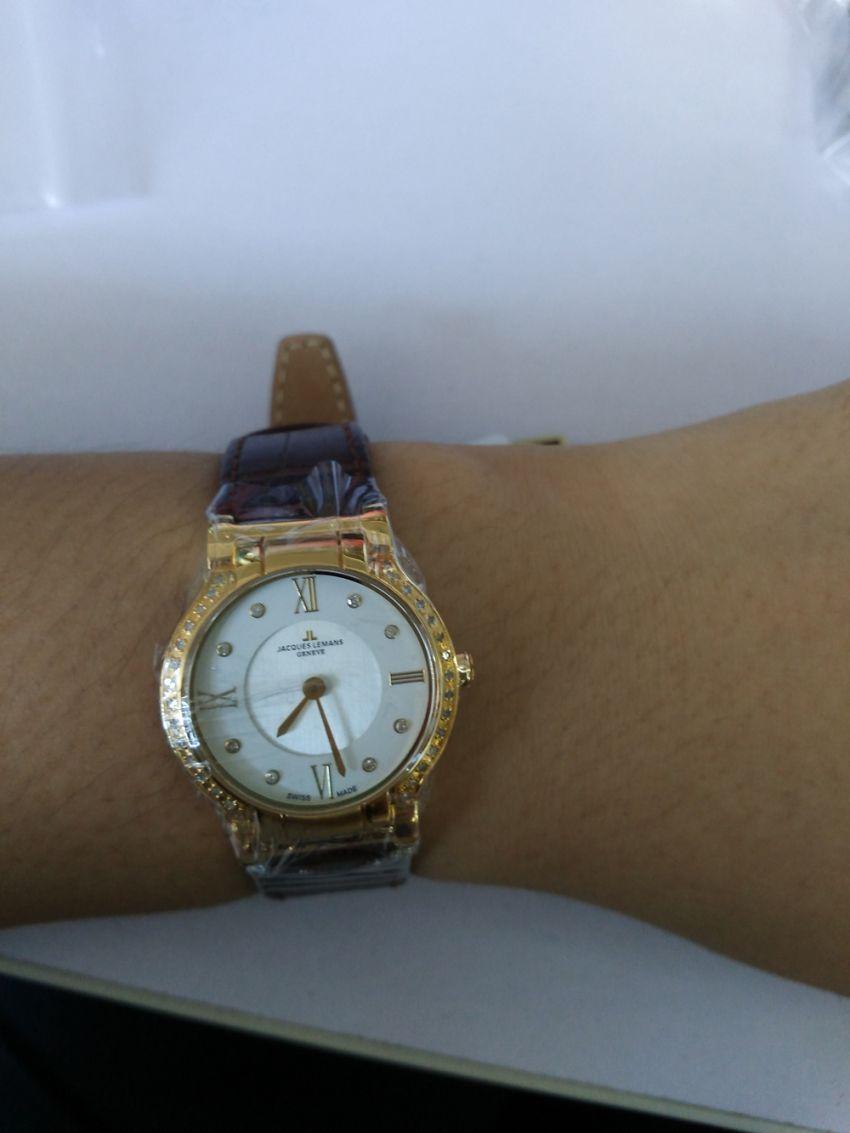 雅克利曼G-227F手表「表友晒单作业」手表挺好看...