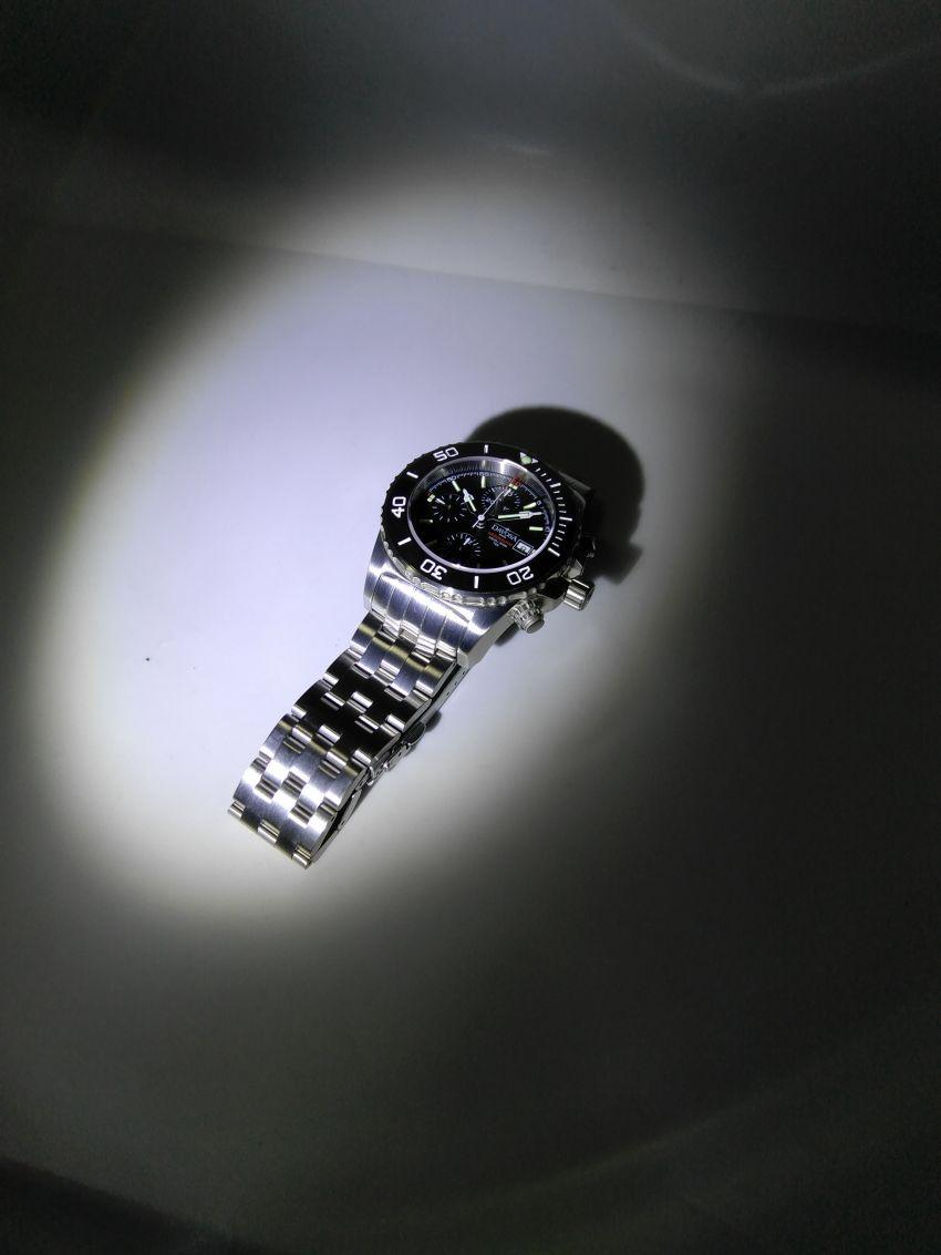 迪沃斯16150820手表【表友晒单作业】质感杠杠的...