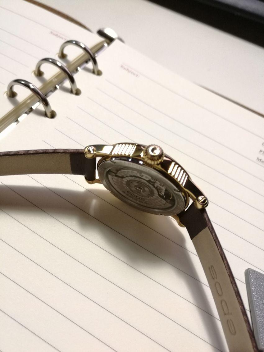 爱宝时4390.152.22.17.87手表【表友晒单作业】实物真的太...
