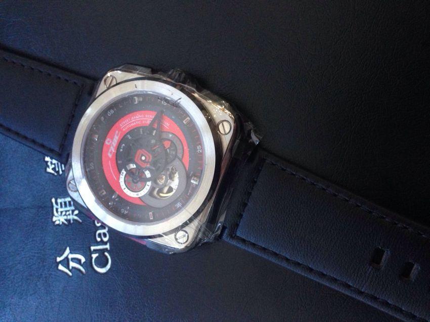 驰客CC-G-SR-001手表【表友晒单作业】买了这块表...