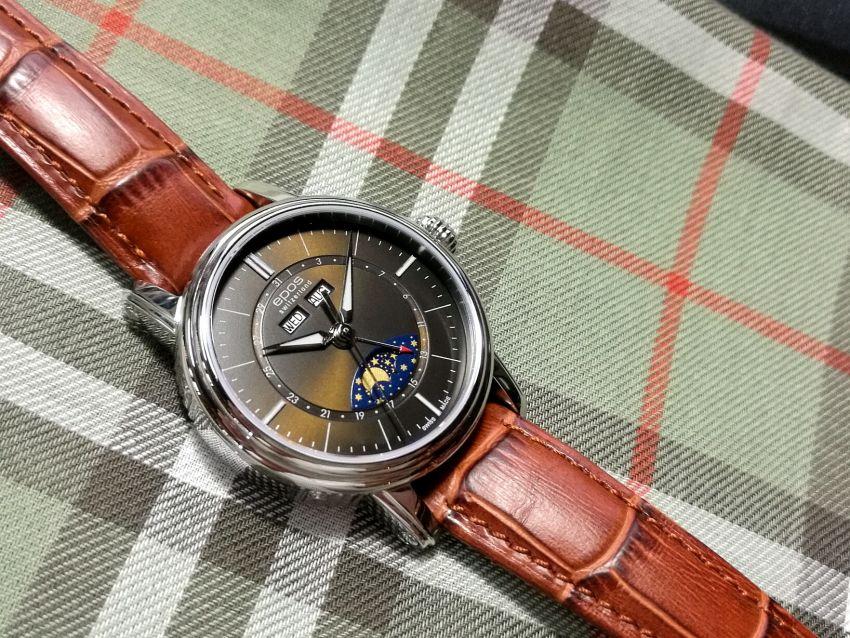 爱宝时4391.832.20.57.17手表【表友晒单作业】挺漂亮的,...