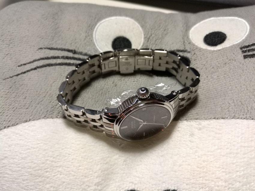 爱宝时4390.152.20.17.30手表【表友晒单作业】手表确实漂...