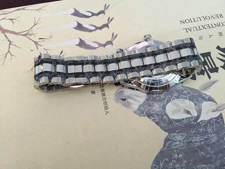赫柏林1659/22手表【表友晒单作业】搭配起来还...