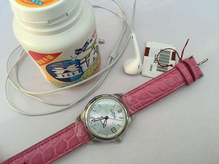 迪沃斯16618335手表【表友晒单作业】刚入手的D...