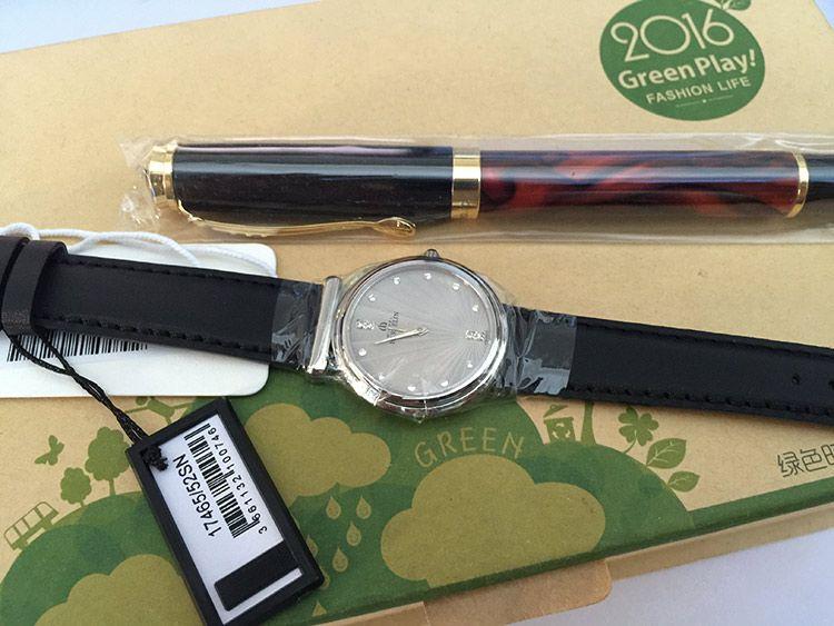 赫柏林17465/52SN手表【表友晒单作业】表盘纹路很...