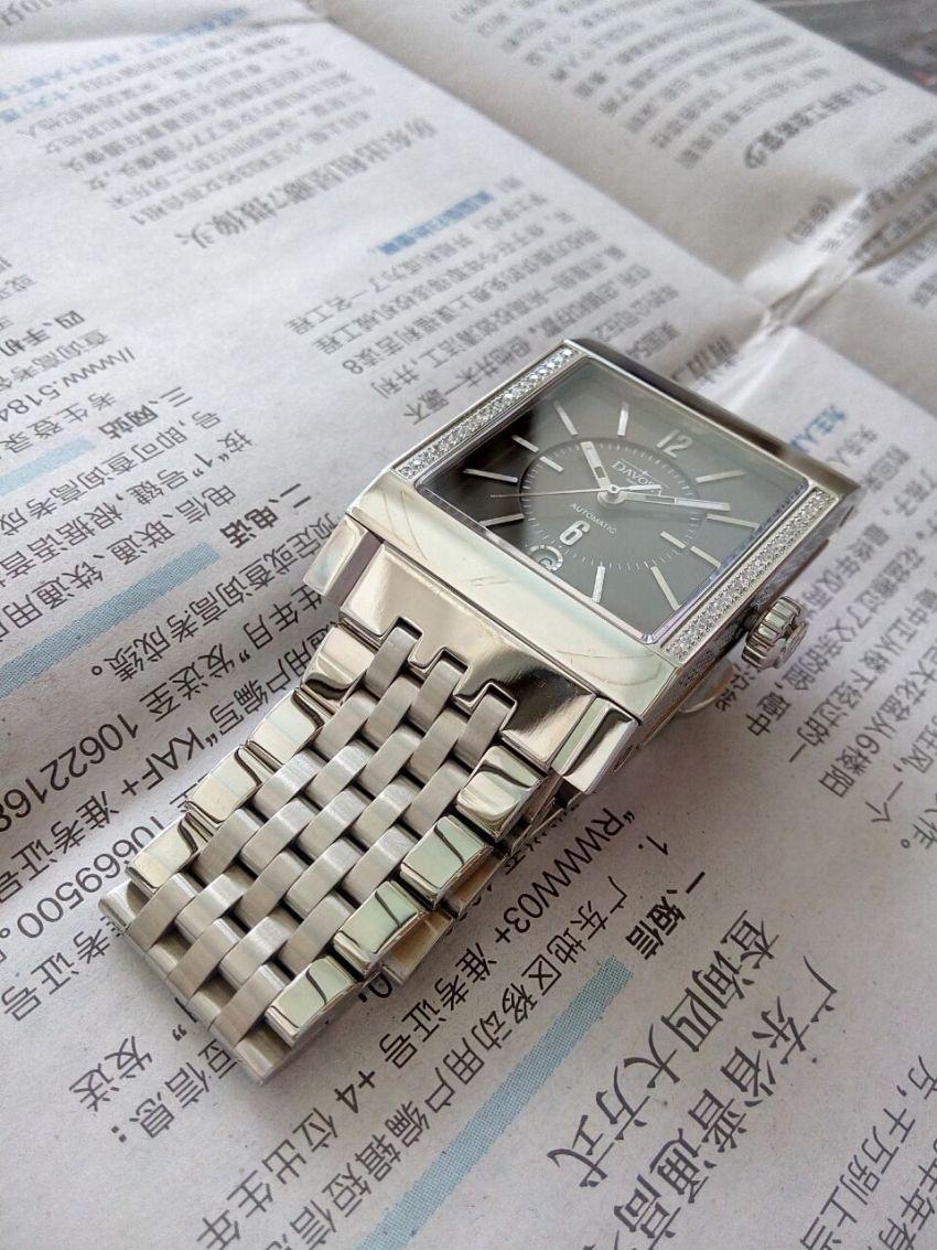 迪沃斯16149580手表【表友晒单作业】收到表的第...