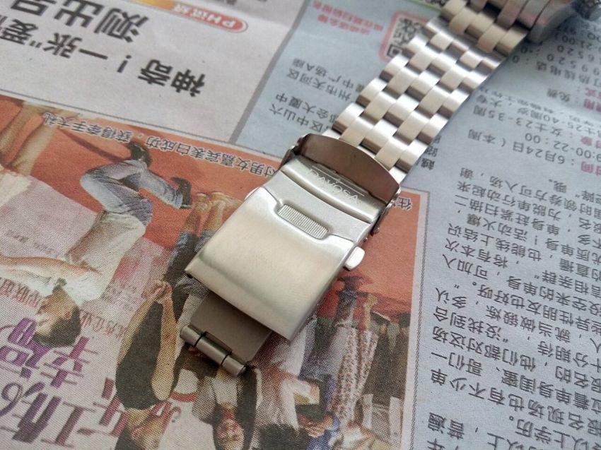 迪沃斯16150820手表【表友晒单作业】很Man的...