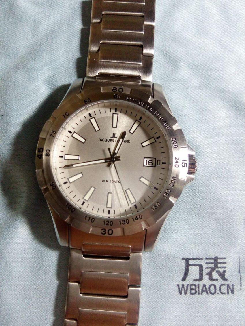 雅克利曼1-1790G手表【表友晒单作业】手表真的很...