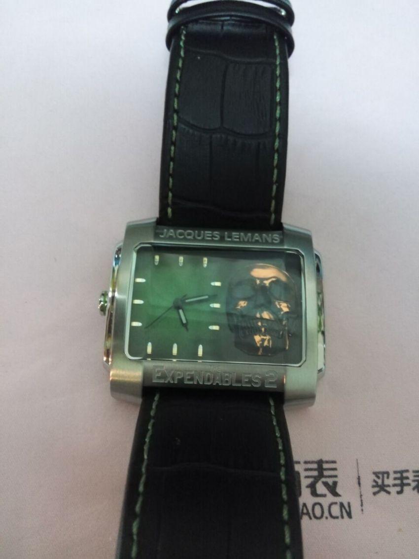雅克利曼E-224手表【表友晒单作业】手表带了几...