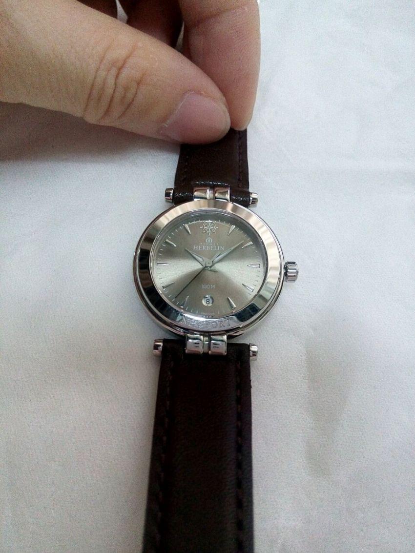 赫柏林12856/17手表【表友晒单作业】很喜欢这种...