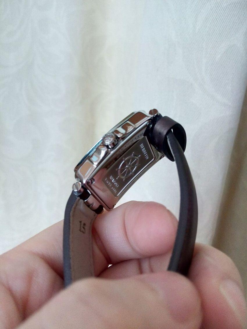 赫柏林17456/17手表【表友晒单作业】收到了,手...