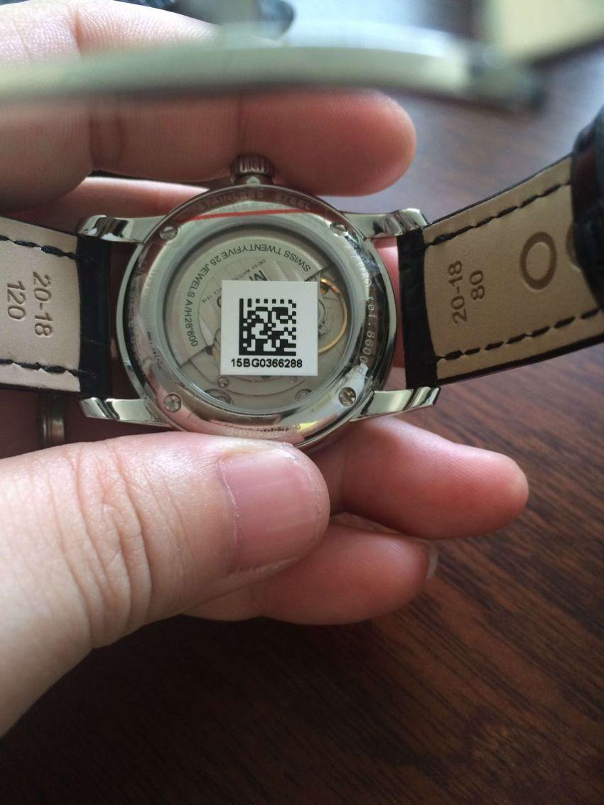 美度M8600.4.21.4手表【表友晒单作业】手表的款式...