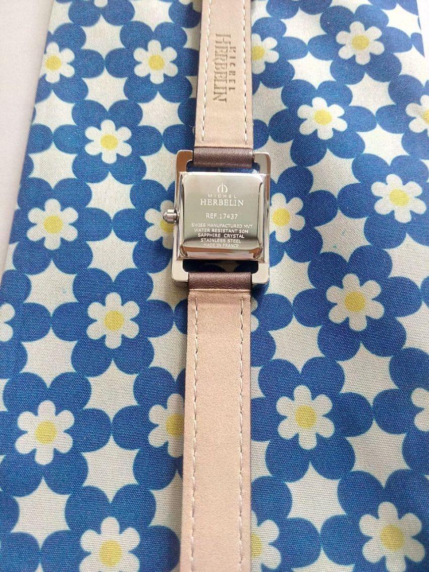 赫柏林17437/19BR手表【表友晒单作业】实物很漂亮...