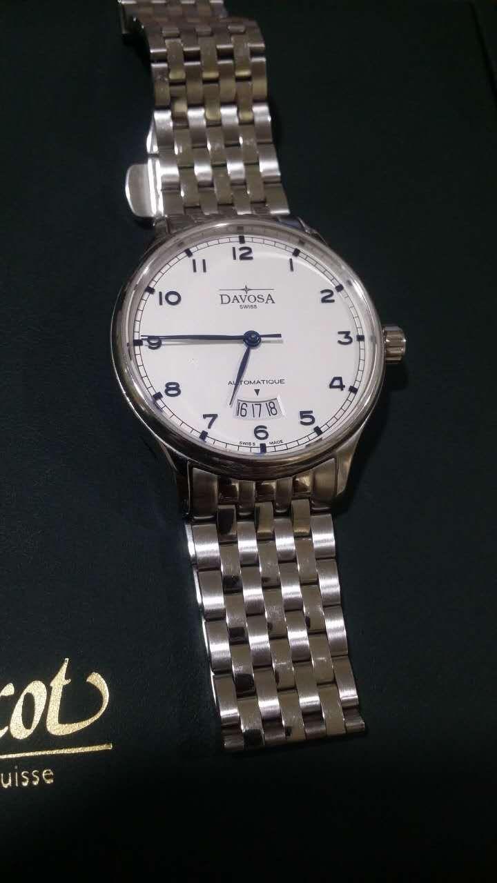 迪沃斯16145610手表【表友晒单作业】一次买了两...