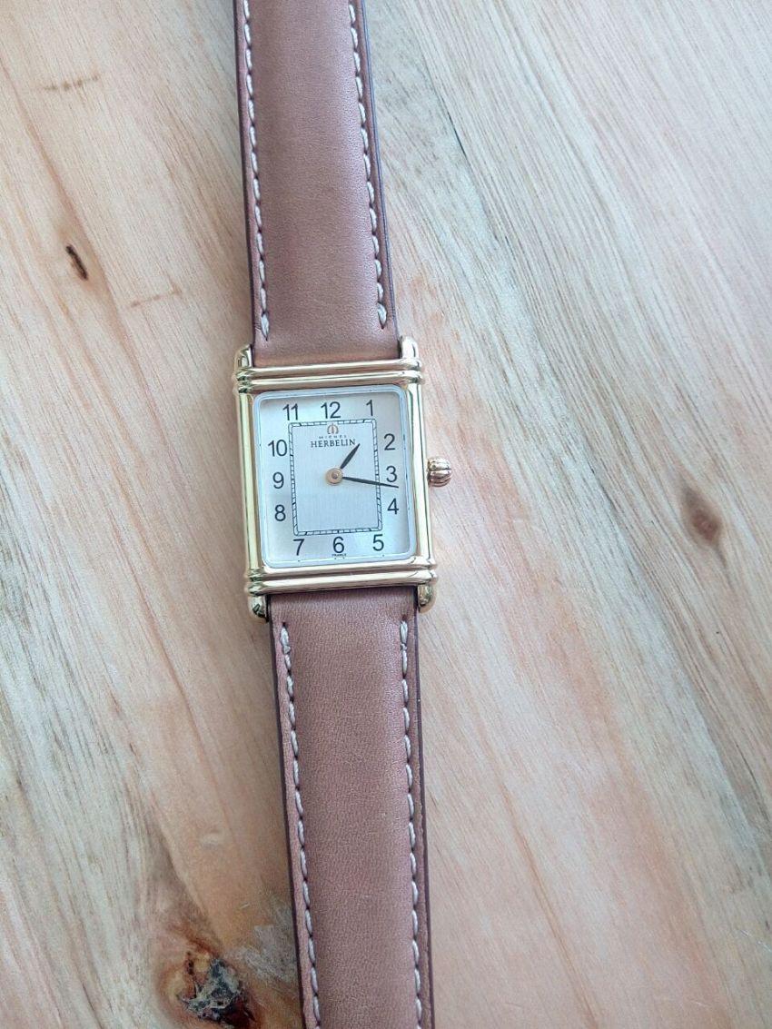 赫柏林17478/P22GO手表【表友晒单作业】表盘设计精...