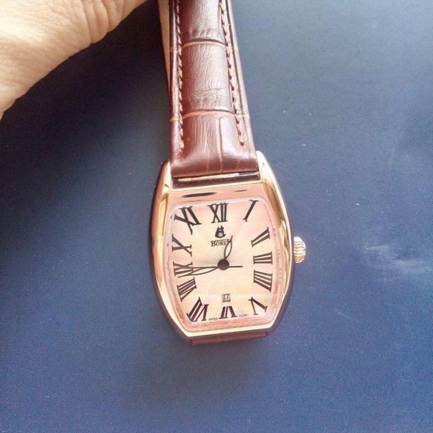 依波路LGR8688N1-25551BR手表【表友晒单作业】手表带了几...