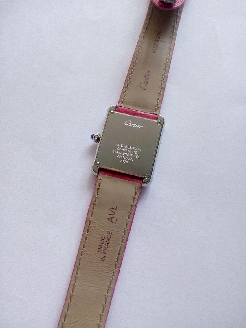 卡地亚W5200000手表【表友晒单作业】手表好看,...