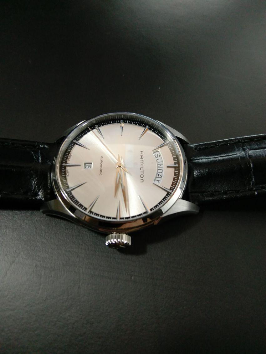 汉米尔顿H42565751手表【表友晒单作业】收到货之后...
