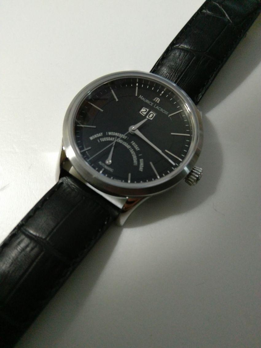 艾美LC6358-SS001-33E手表【表友晒单作业】感觉万表网...