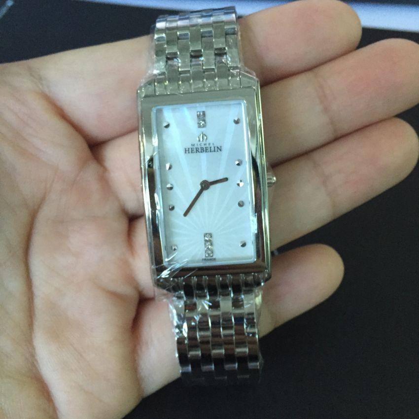 赫柏林17472/59B手表【表友晒单作业】设计得比较...