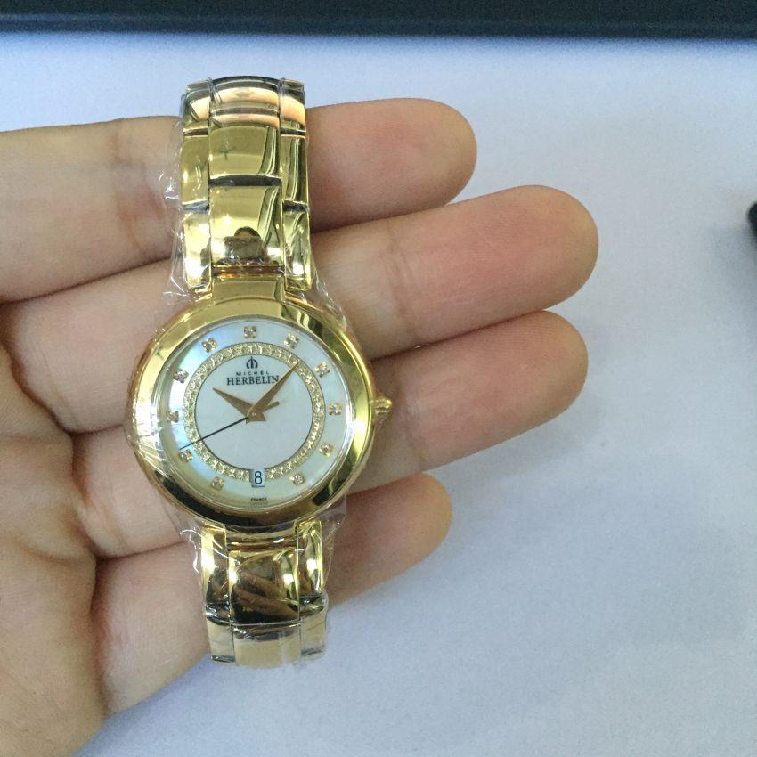 赫柏林14263/BP79手表【表友晒单作业】还挺特别的...