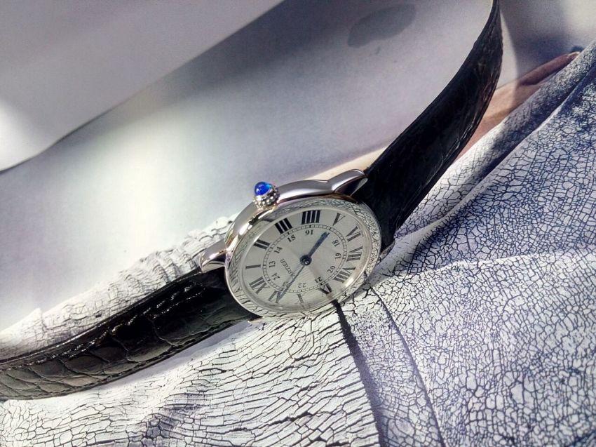 卡地亚W6700155手表【表友晒单作业】宝贝收到了...