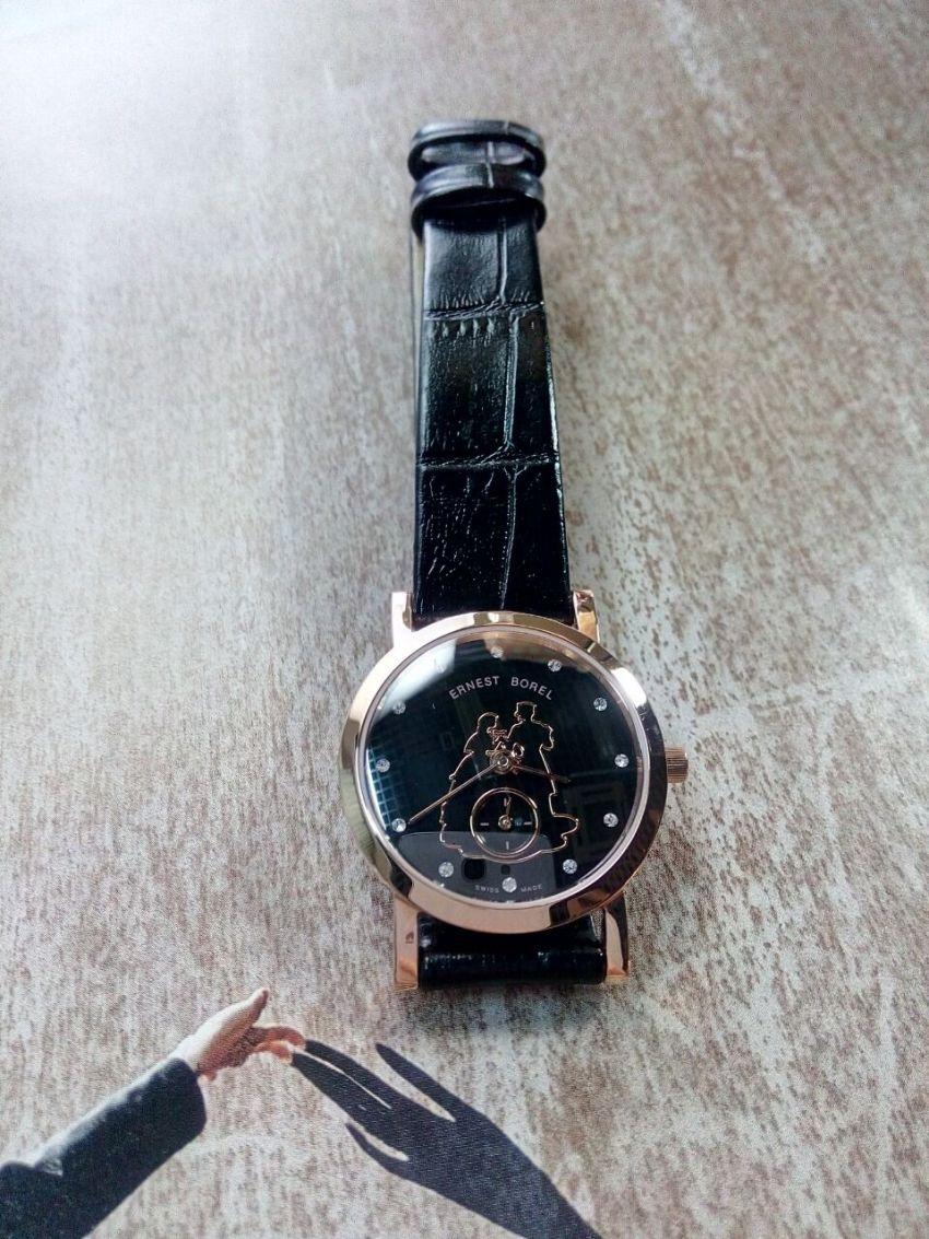 依波路LG850-5399BK手表【表友晒单作业】手表真的很...