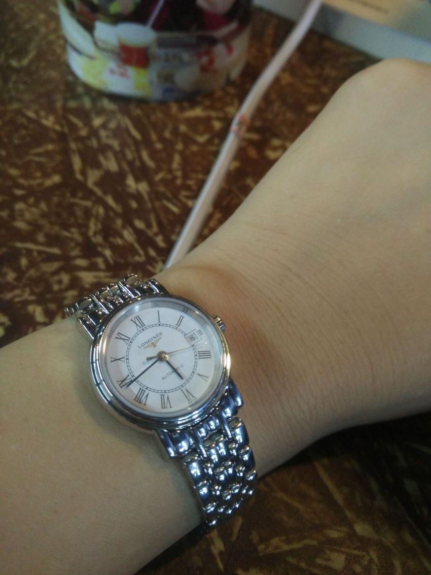 浪琴L4.321.4.11.6手表【表友晒单作业】顺丰很快,...