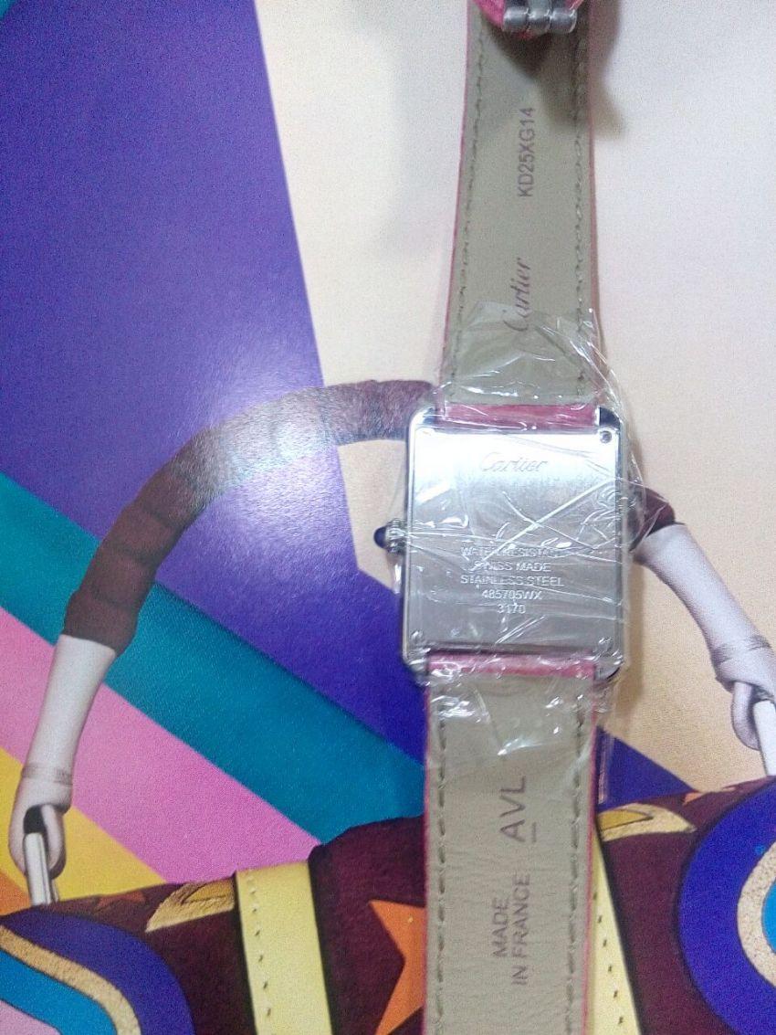 卡地亚W5200000手表【表友晒单作业】很漂亮的美...